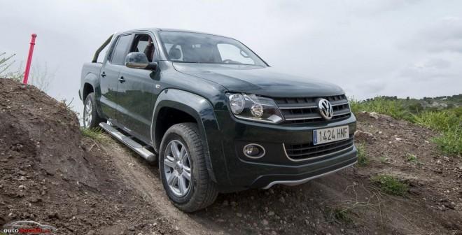 Ahora tecnología 4Motion para los vehículos comerciales de Volkswagen