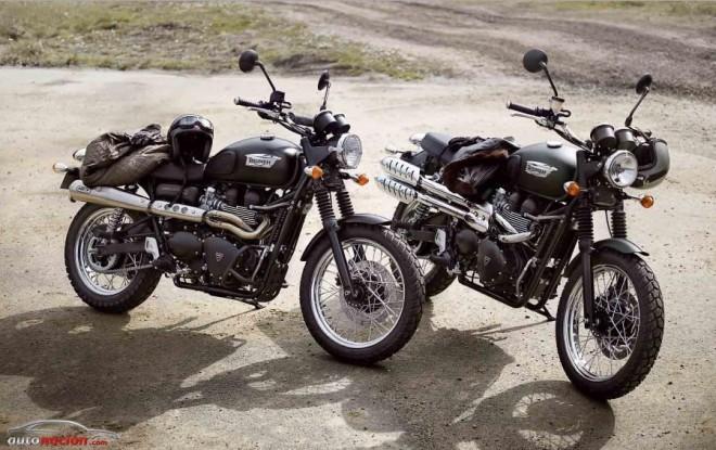 Triumph ofrece su gama de motos para el carnet A2