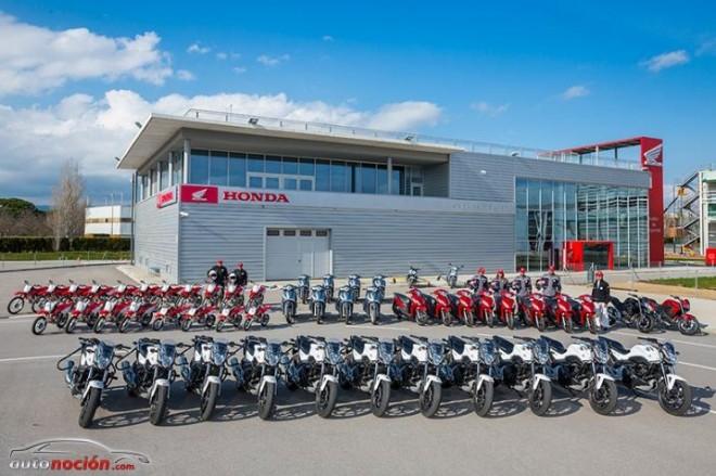 El Honda Instituto de Seguridad, equipado con la última tecnología