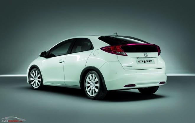 Honda Civic 1.6 i-DTEC: Excelentes prestaciones