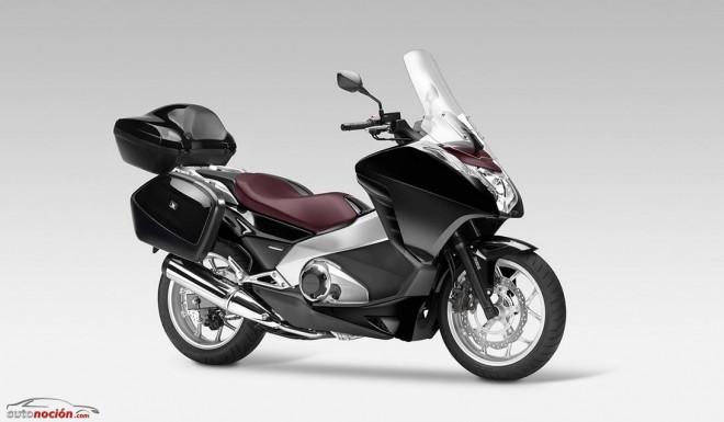 Nueva versión de la Integra Touring ya disponible