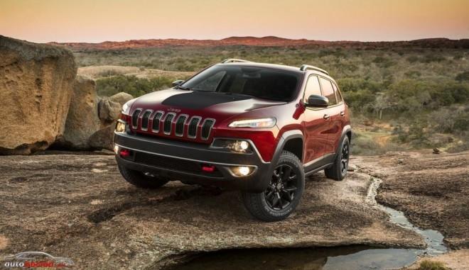 Nuevo Jeep Cherokee 2014: espíritu tradicional renovado