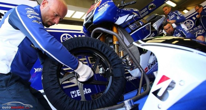 Según Bridgestone, Lorenzo no tuvo un problema con los neumáticos
