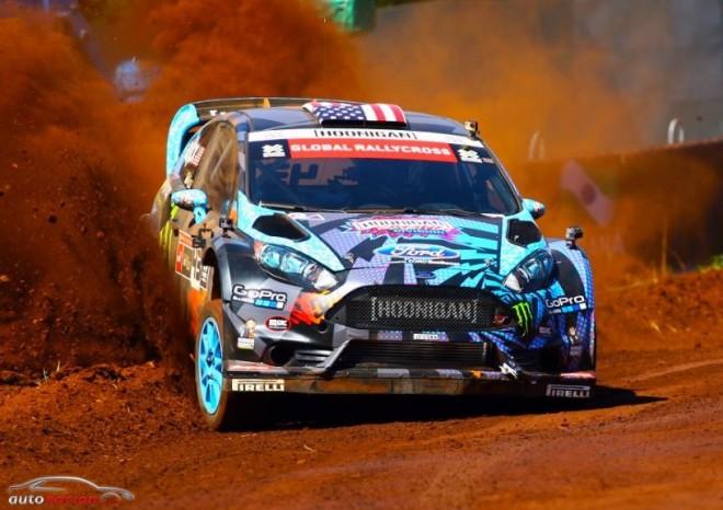 Los Ford Fiesta reciben los  X Games en España