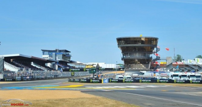 Datos de MotoGP en Le Mans