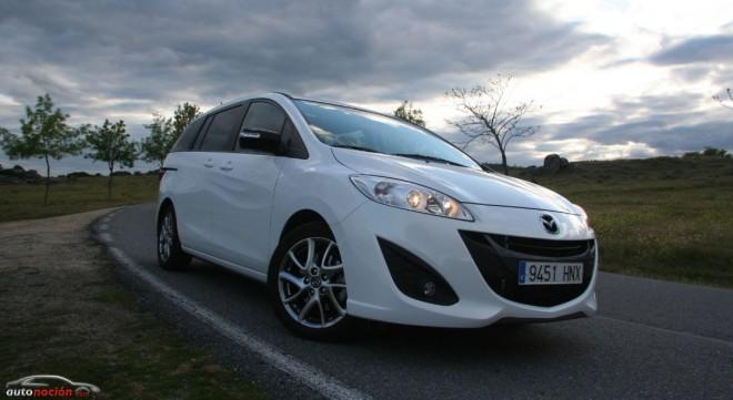 Prueba Mazda5 1.6 CRTD Iruka