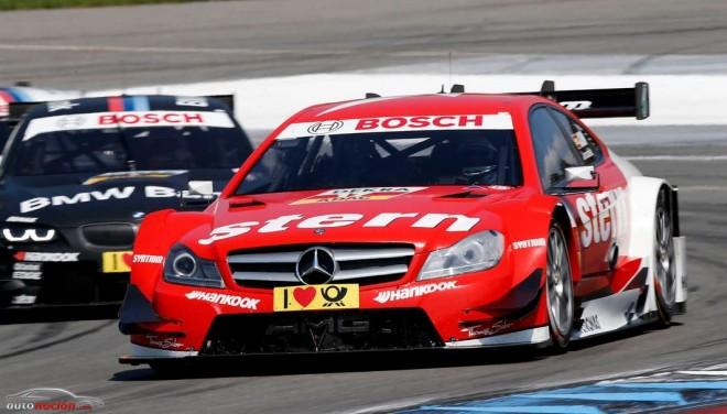 Los pilotos españoles de DTM, a mejorar en Brands Hatch