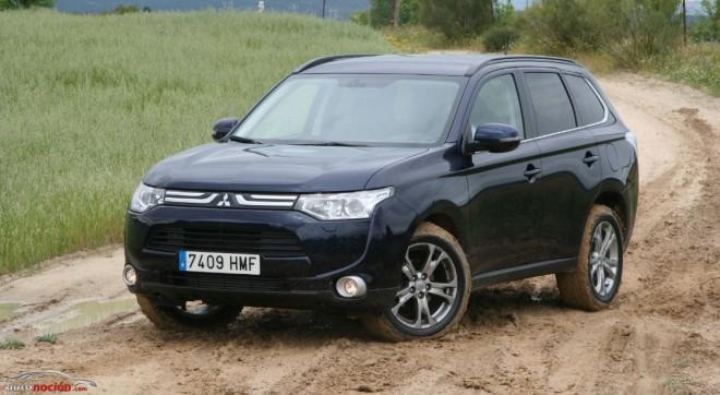 Prueba del nuevo Mitsubishi Outlander 2.2 DI-D 4WD 150 CV