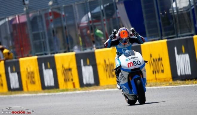 Moto2: Rabat se hace con la victoria en un fin de semana perfecto