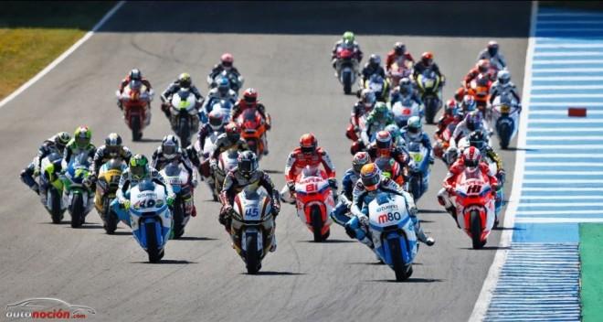 Rabat llega a Francia como líder de Moto2