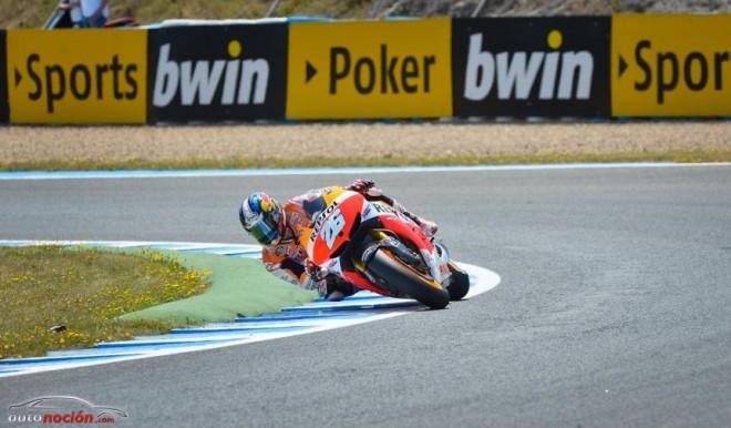MotoGP: Pedrosa gana en Jerez y nace la rivalidad entre Márquez y Lorenzo