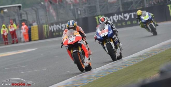 Cita en Mugello para las estrellas de MotoGP