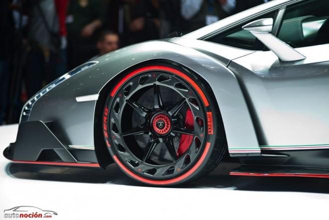 La eterna colaboración entre Pirelli y Lamborghini