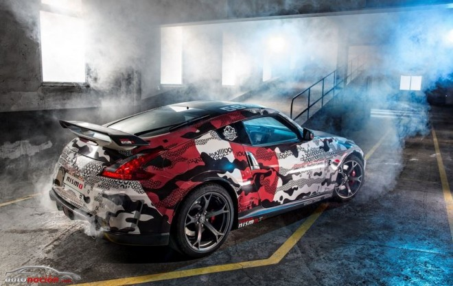 Nissan 370z Nismo Gumball 3000 Rally