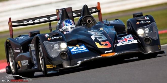 Nissan G-Drive Racing presenta sus pilotos para Le Mans