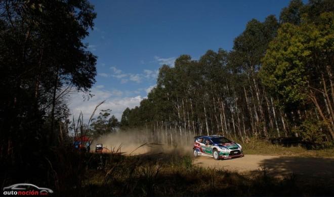 La organización anuncia cambios para el Rally de Australia