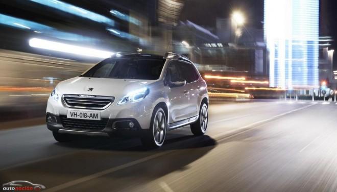 El nuevo Peugeot 2008 ya está a la venta desde 14.900 euros