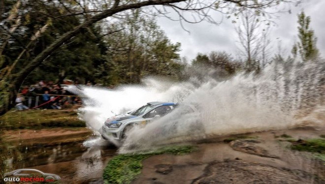 Ogier Rally Argentina 2013