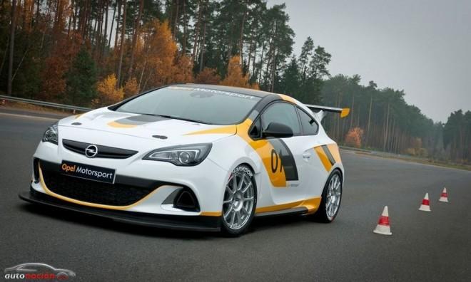 El regreso a la competición de Opel pasa por las 24H de Nürburgring