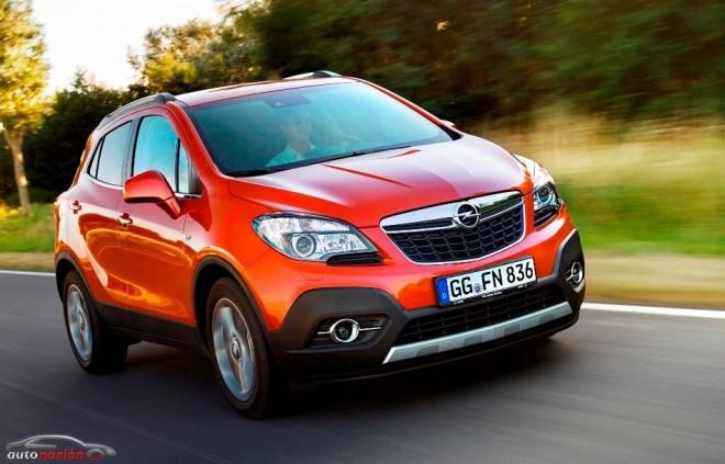 El Opel Mokka: 100.000 pedidos en 7 meses