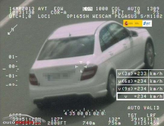 Si vas al GP de Jerez: El radar Pegasus, 48 radares móviles, vehículos camuflados y más de 350 agentes, velarán por tu seguridad