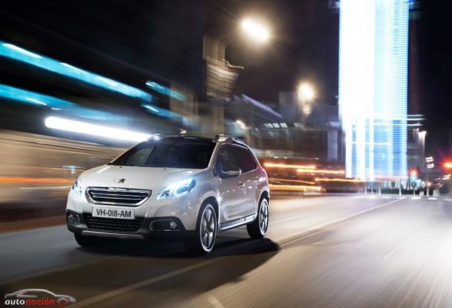 Peugeot 2008: Una oferta inédita con vocación mundial