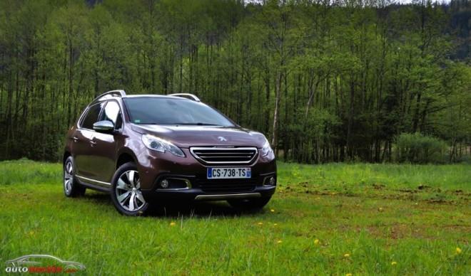 Prueba Peugeot 2008 1.6 l VTi 120 cv: El nuevo felino campestre