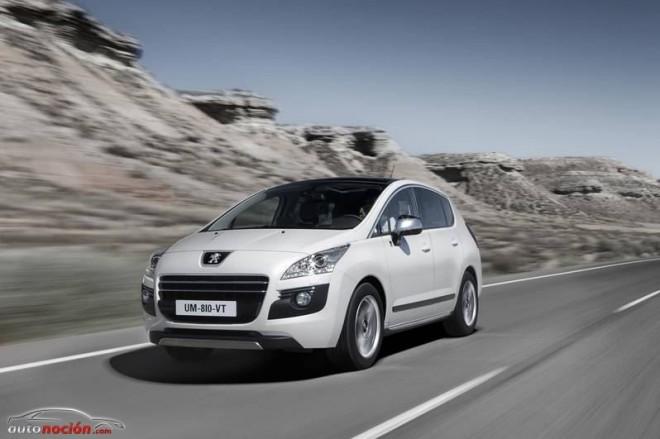 Peugeot participa en la III edición del Rallye Ecolóxico de Galicia