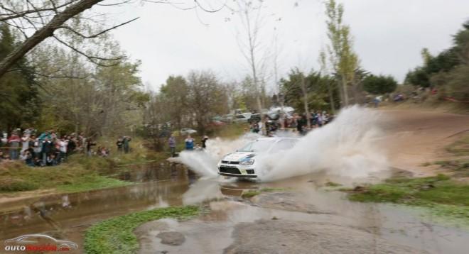 Jari-Matti Latvala y Miikka Anttila, los más rápidos en la calificación del Rallye de Argentina