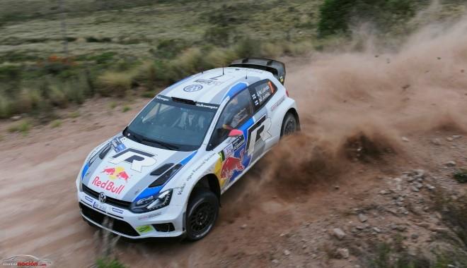 Volkswagen acaba en buen lugar en el Rallye de Argentina