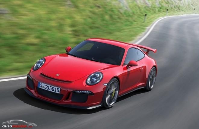 Porsche elige los Dunlop Sport Maxx Race para el nuevo 911 GT3