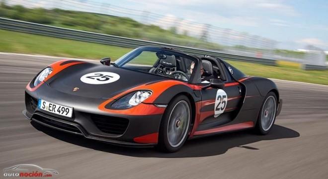 Porsche 918 Spyder: Máximas prestaciones y mínimo consumo