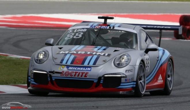 El 911 GT3 Cup nacido para ganar