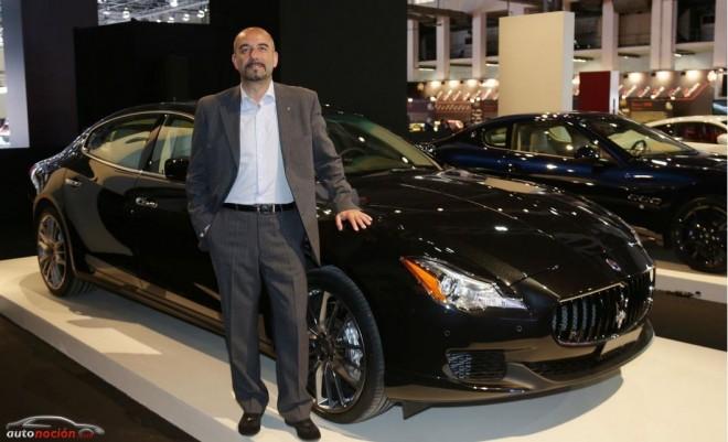 El nuevo Quattroporte GTS se presenta en Barcelona