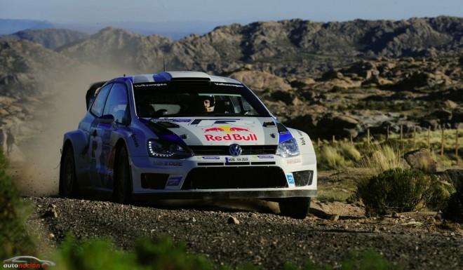 Ogier marca el mejor crono en la calificación del Rally de Grecia