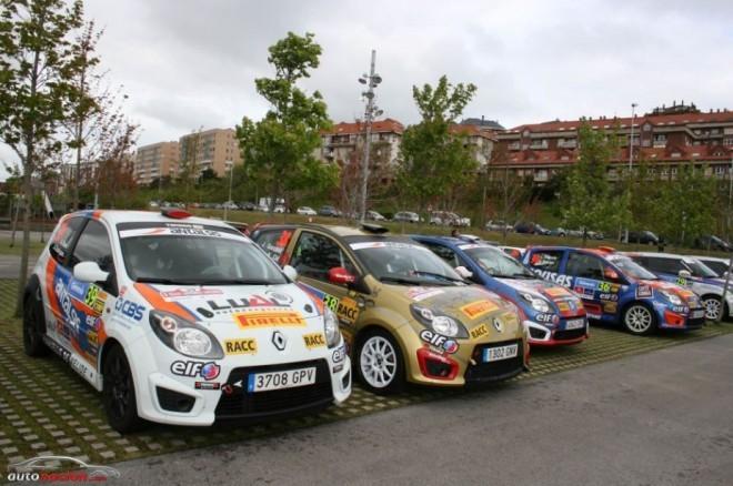 Renault España en las competiciones de rallyes 2013