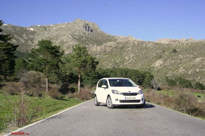 Prueba Škoda Citigo 1.0 MPI con cambio ASG: Comodidad Urbana