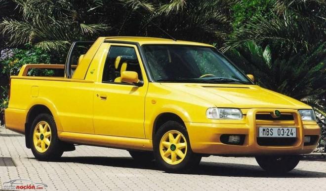 ¿Te acuerdas de este coche?: Skoda Felicia Fun