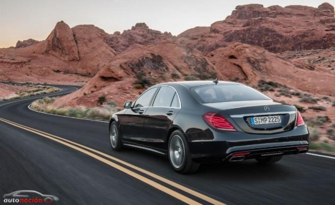 Nuevo Mercedes-Benz Clase S desde 91.900 euros