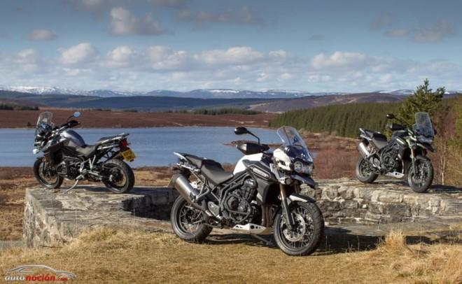 De ruta con la nueva Triumph Explorer 1200 XC por Escocia