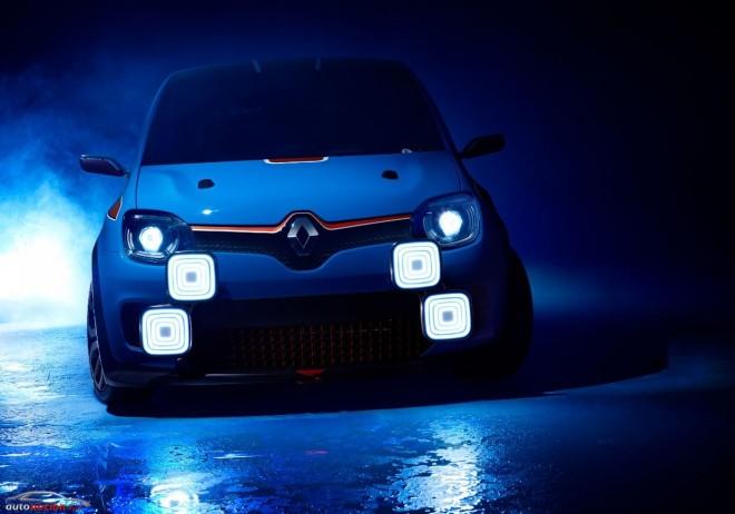Renault nos muestra el Twin'Run: ¿La remasterización del Maxi 5 Turbo?