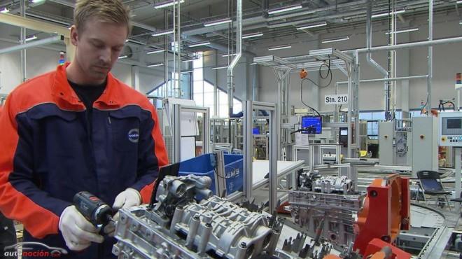Volvo inicia la producción de su nueva familia de motores