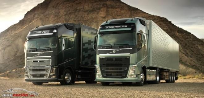 Volvo Trucks renueva toda su gama
