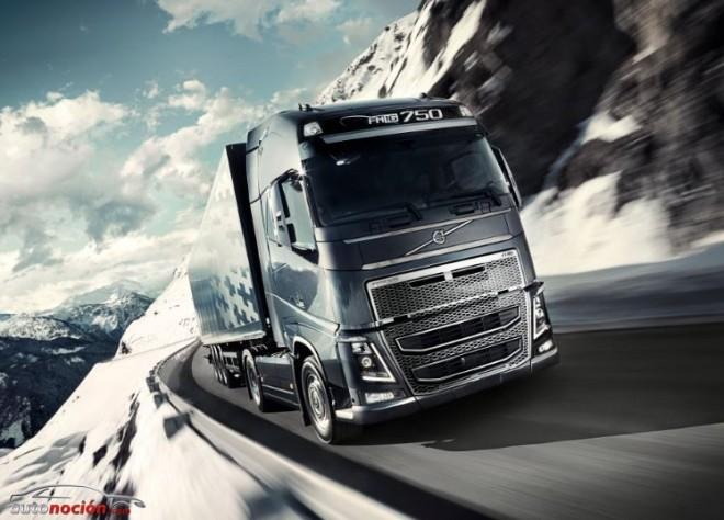 Nuevos motores Euro 6 de Volvo Trucks