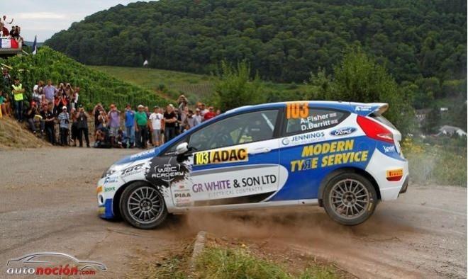 El WRC Junior se pasa al biocombustible