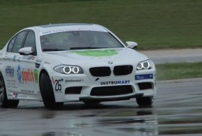 [Vídeo] Instructor de la BMW Performance Driving School logra un récord mundial de Drift