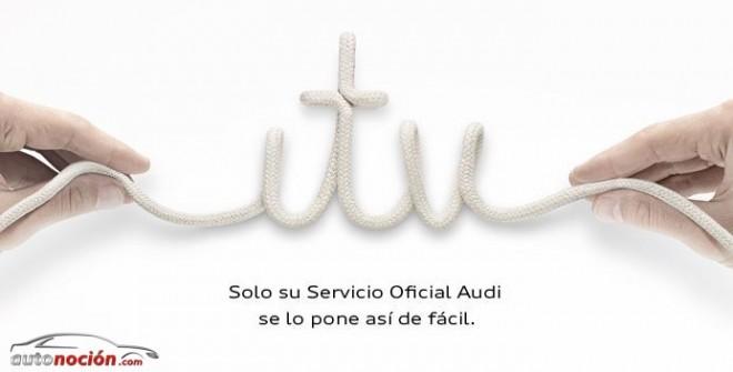 Audi te lleva el coche a la ITV