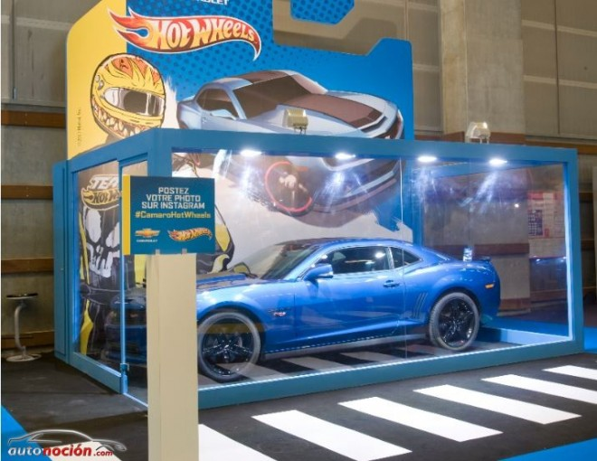 Chevrolet Camaro Hot Wheels Edition Un Juguete Para Mayores Y A