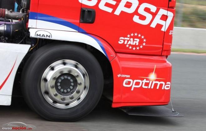 Goodyear repite como proveedor oficial único del Europeo de Camiones