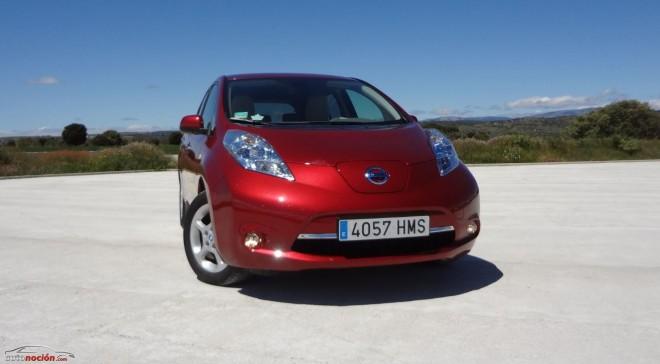 Prueba Nissan LEAF: El primer 100% eléctrico del segmento C que consume poco más de un euro a los 100 km